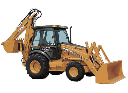 Where to find LOADER BACKHOE 18 3  4WD EXT HOE in Butte