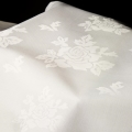 Where to rent TABLECLOTH 60X120 WHT RENT in Butte MT