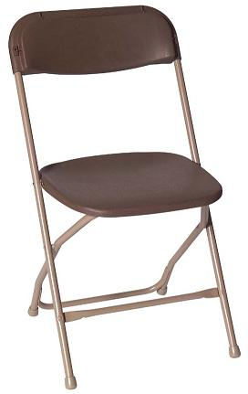 Where to find CHAIRS, FOLDING BROWN in Butte